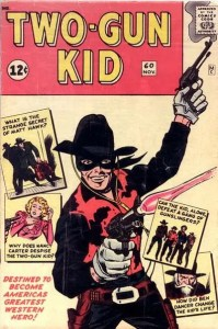 Two-Gun-Kid-60-199x300 Mighty Marvel Western: Attention Disney Plus Executives
