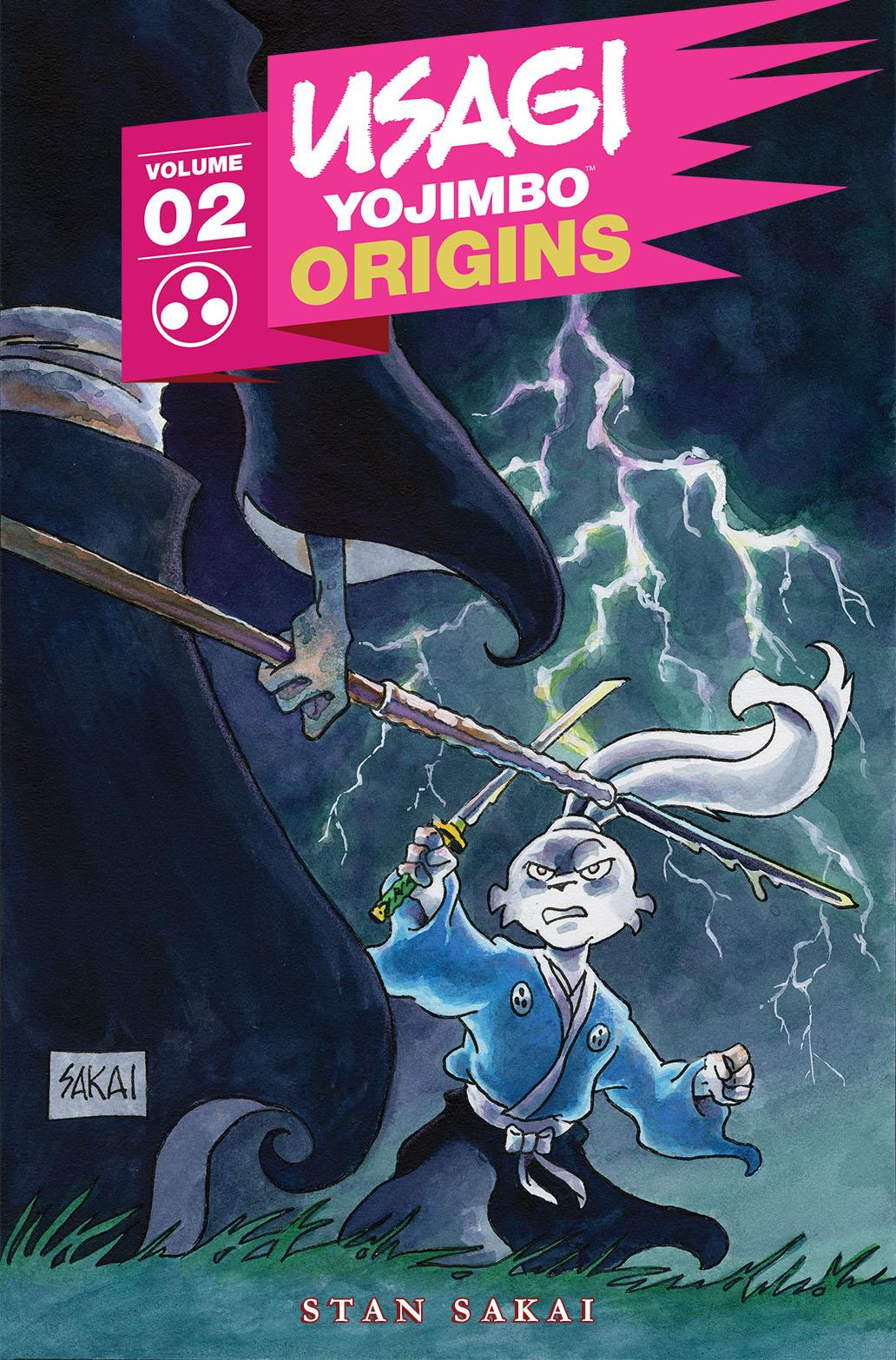 Usagi-Origins-v02_cvr-copy IDW Publishing July 2021 Solicitations