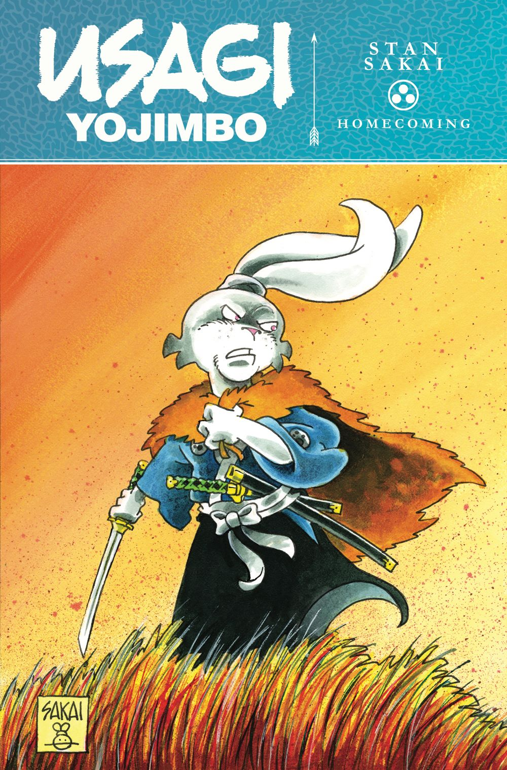 Usagi-v02_cvr ComicList Previews: USAGI YOJIMBO VOLUME 2 HOMECOMING TP