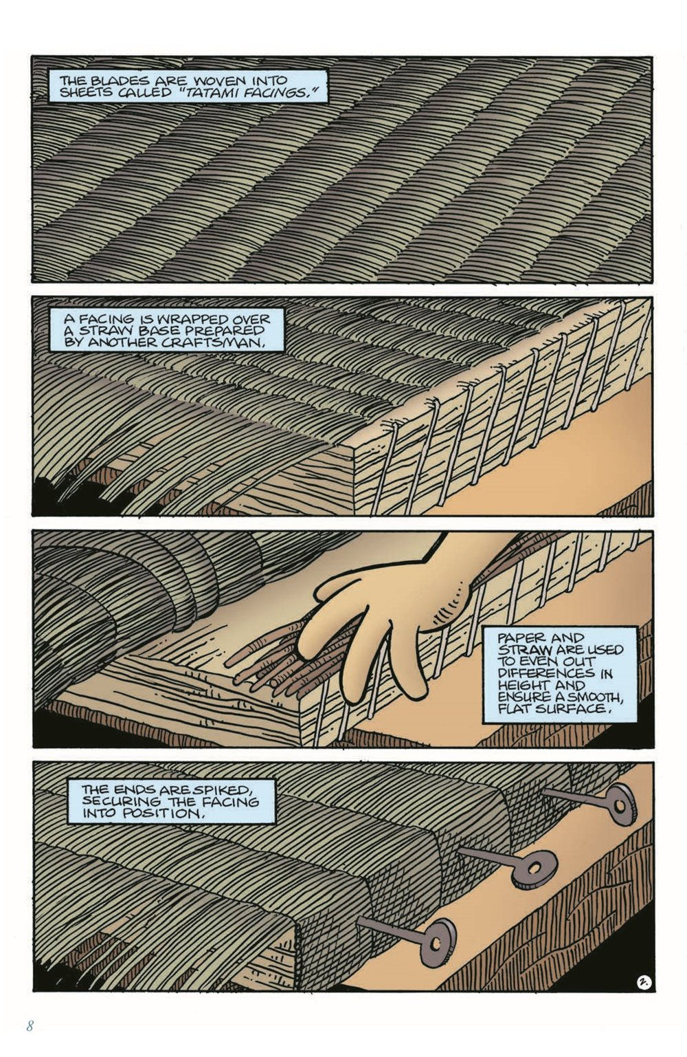 Usagi-v02_pr-4 ComicList Previews: USAGI YOJIMBO VOLUME 2 HOMECOMING TP