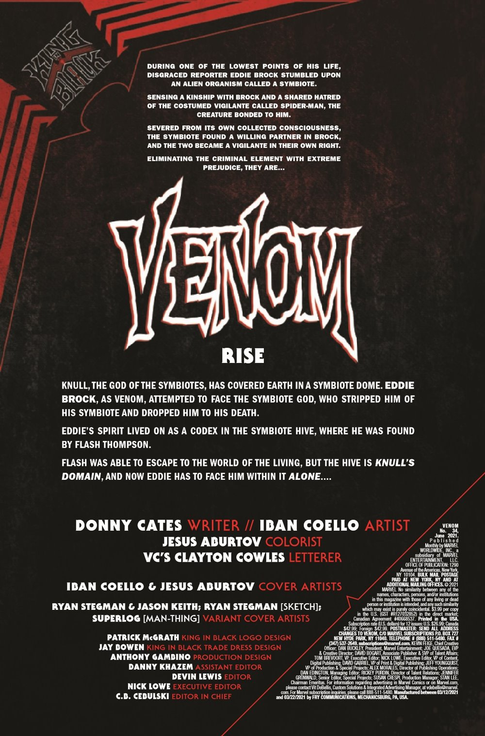 VENOM2018034_Preview-2 ComicList Previews: VENOM #34