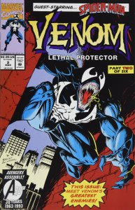 Venom-Lethal-Protector-2-193x300 Comic Trends and Oddball of the Week 4/17