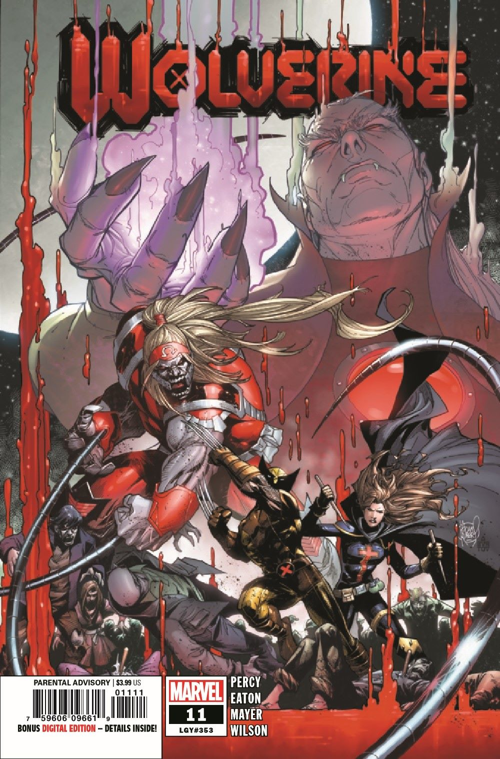 WOLV2020011_Preview-1 ComicList Previews: WOLVERINE #11