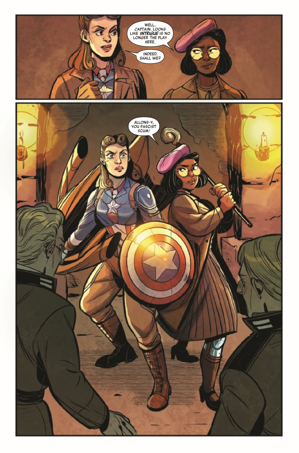 WOM2021001_Preview-2 ComicList Previews: WOMEN OF MARVEL #1