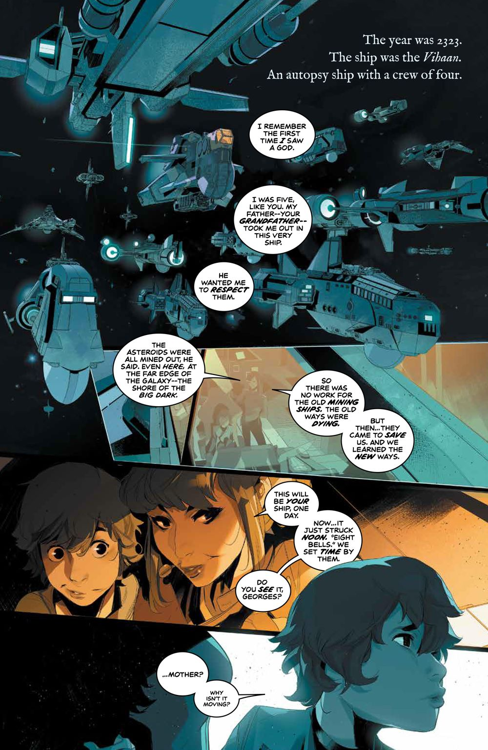 WeOnlyFindThem_v1_SC_Main_PRESS_9 ComicList Previews: WE ONLY FIND THEM WHEN THEY'RE DEAD VOLUME 1 TP