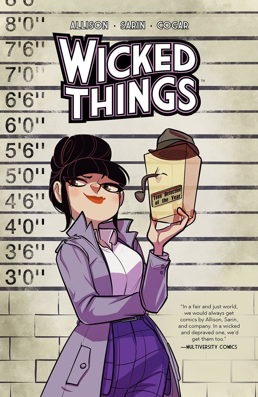 WickedThings_SC_Cover ComicList Previews: WICKED THINGS TP