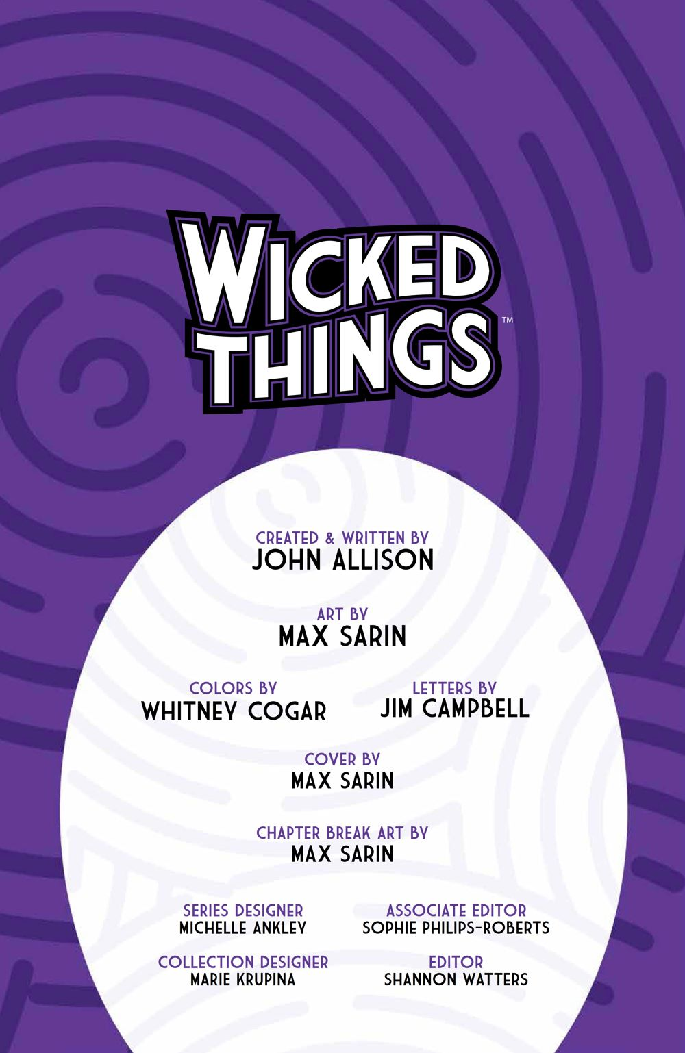 WickedThings_SC_PRESS_7 ComicList Previews: WICKED THINGS TP