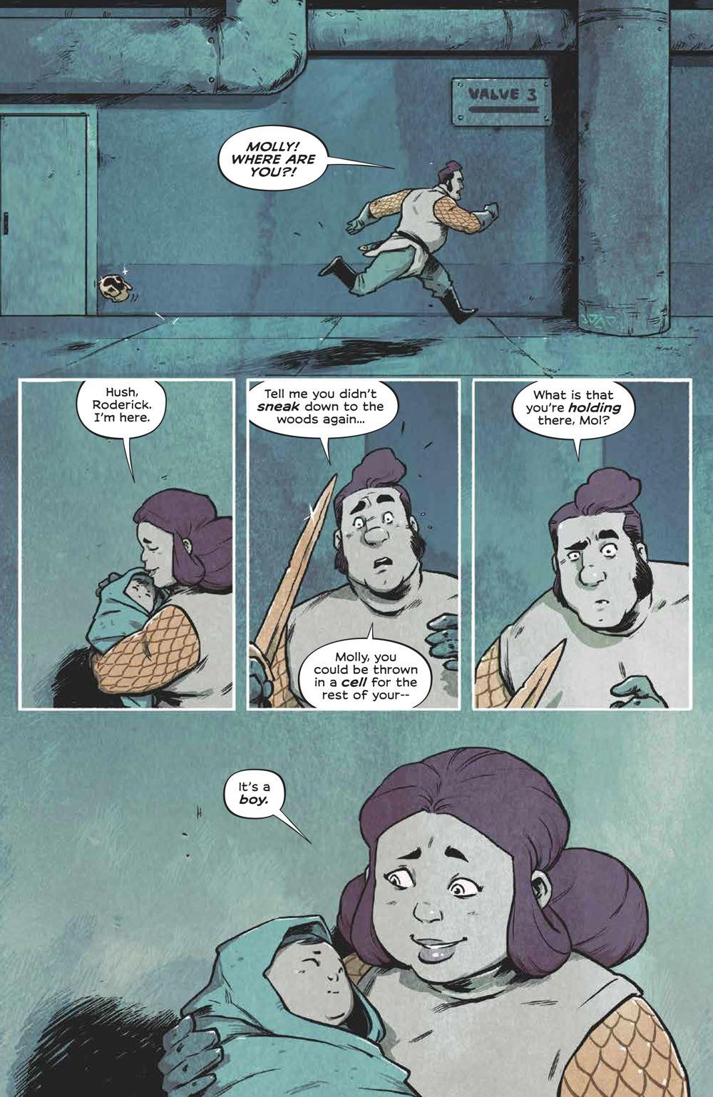 Wynd_006_PRESS_4 ComicList Previews: WYND #6 (OF 5)