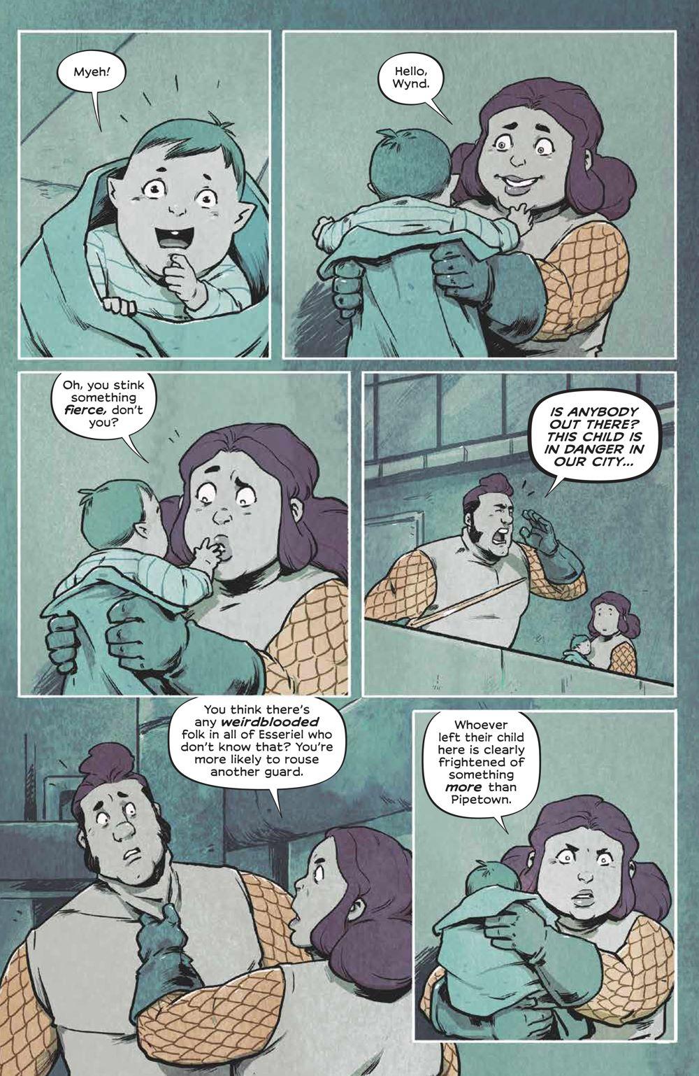 Wynd_006_PRESS_6 ComicList Previews: WYND #6 (OF 5)