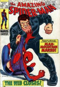 amazing_spider-man_73-206x300 Coldest Comics for the Week of 4/30