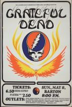 dead-77-201x300 The Mascots And Logos of Grateful Dead Art