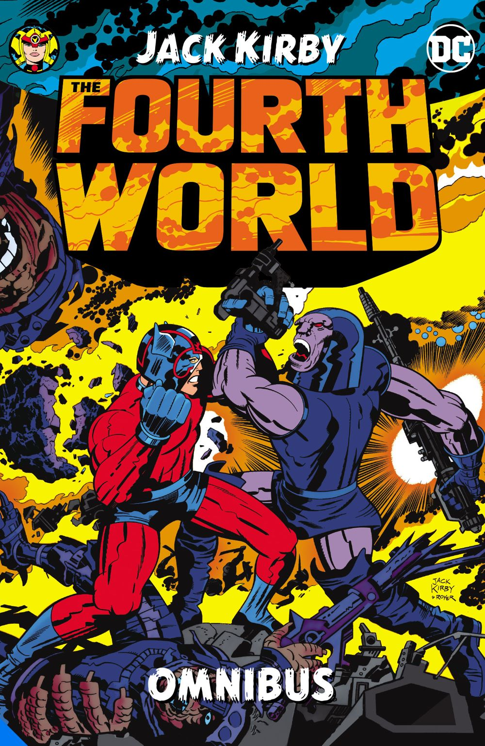 fourthworldbyjackkirby-omni_adv DC Comics July 2021 Solicitations