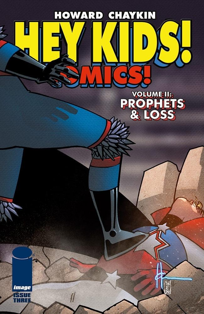 heykidsComicsProphetsAndLosses_03 Image Comics July 2021 Solicitations
