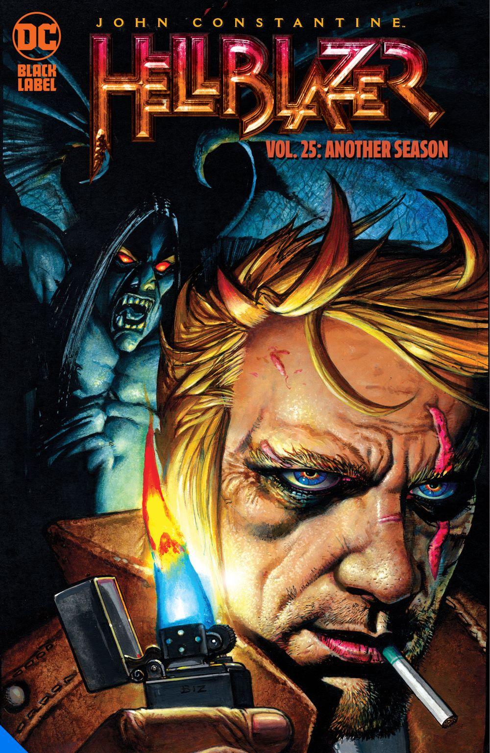 johnconstantinehellblazer-vol25_adv DC Comics July 2021 Solicitations