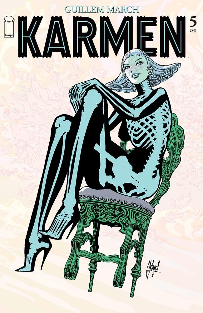 karmen_05 Image Comics July 2021 Solicitations