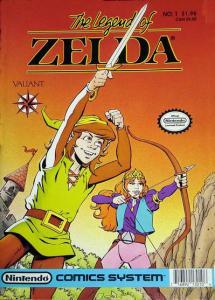 legend_of_zelda_1-215x300 Comic Trends and Oddball of the Week 4/17