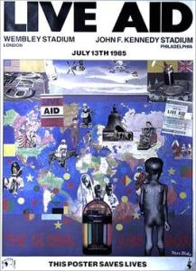 live-aid-poster-217x300 The Posters of Led Zeppelin Reunions