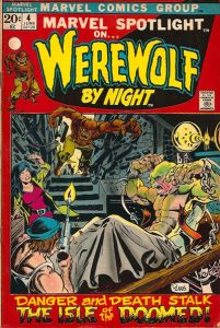 marvel_spotlight_4-201x300 5 Key Werewolf By Night Books You Need