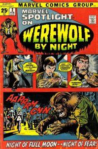 marvelspotlight2-199x300 5 Key Werewolf By Night Books You Need