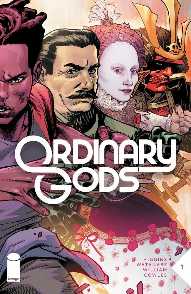 ordinarygods_01a Image Comics July 2021 Solicitations