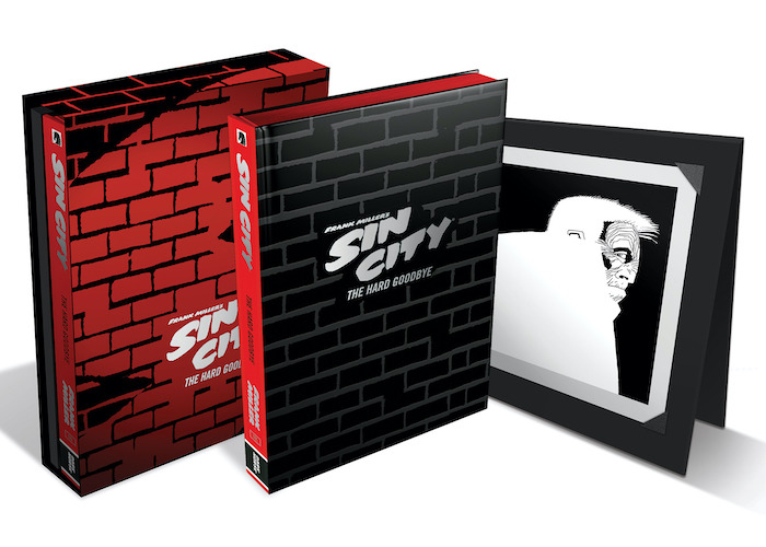 sincitydeluxe SIN CITY returns with new softcover editions