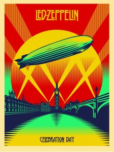 zepplin-celebration-day-225x300 The Posters of Led Zeppelin Reunions