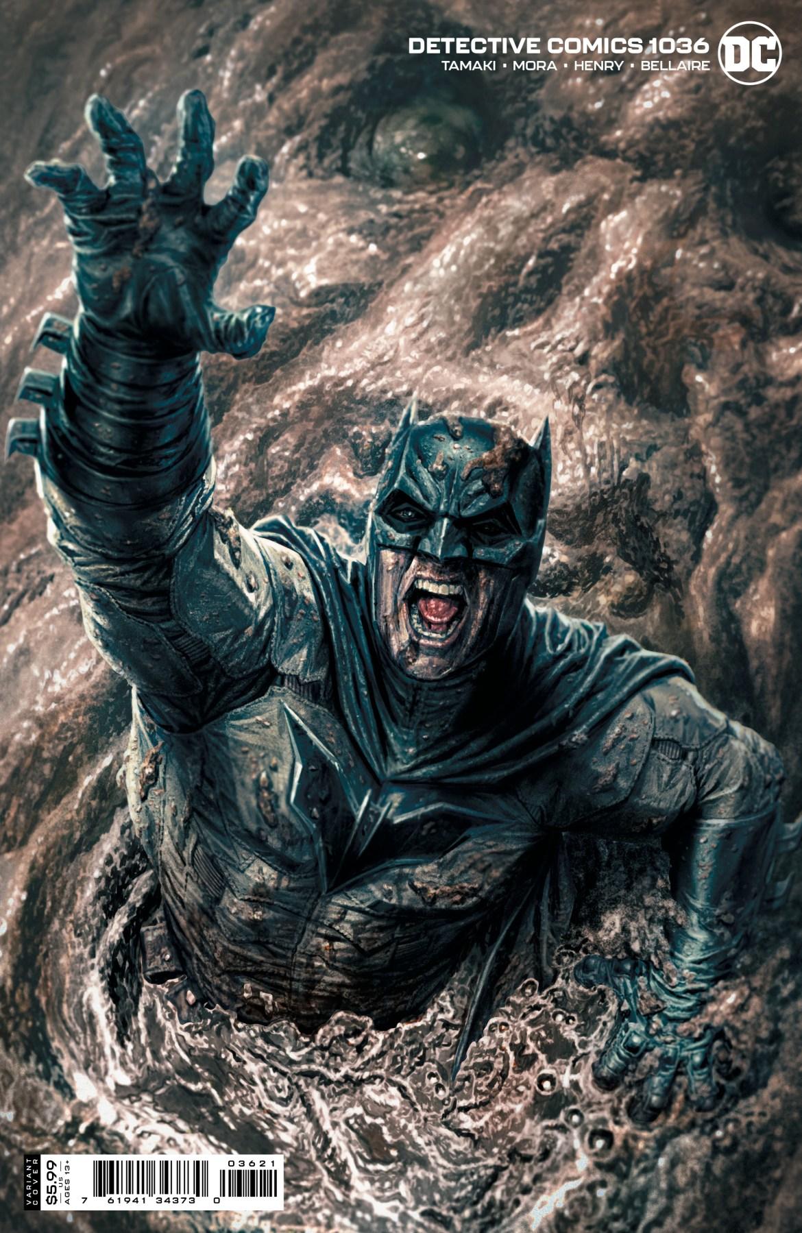 0321DC058 ComicList: DC Comics New Releases for 05/26/2021