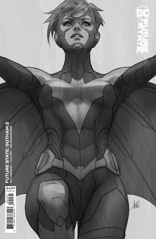 0421DC802-2 ComicList: DC Comics New Releases for 06/09/2021