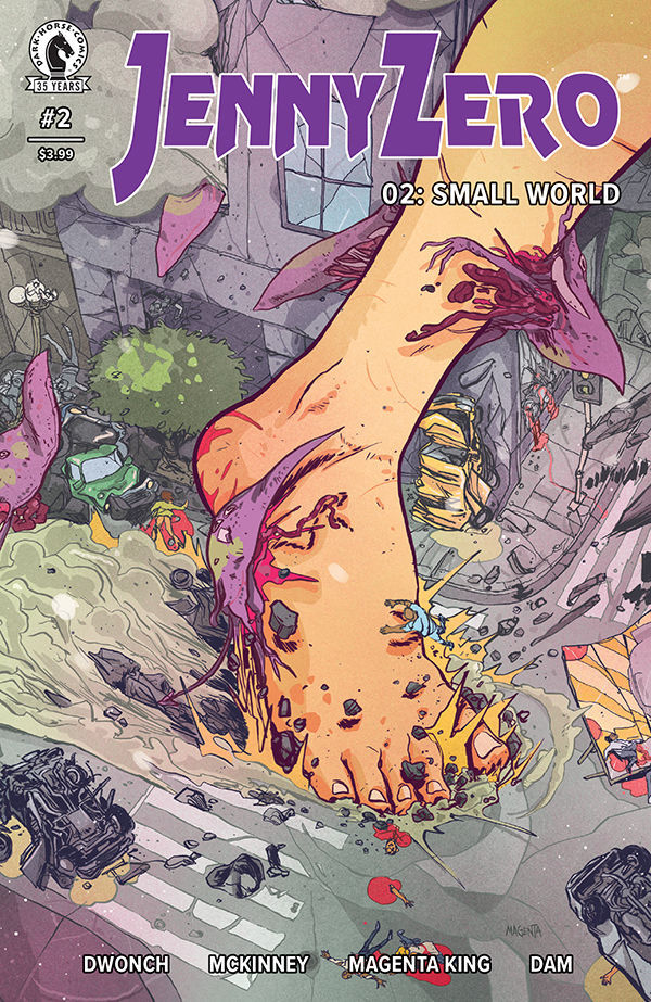 3007356 ComicList: Dark Horse Comics New Releases for 06/02/2021