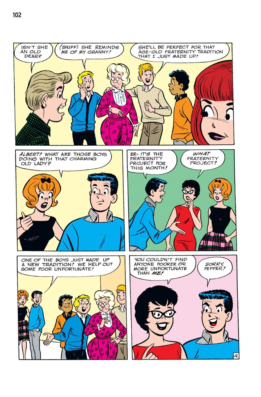 ACP-ShesJosie-104 ComicList Previews: SHE'S JOSIE TP