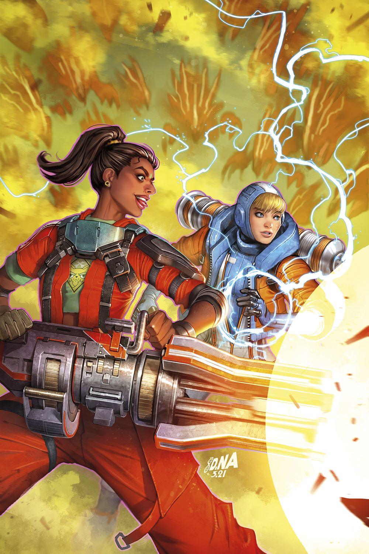 APEXLOT_i3_FC_FNL-3 Dark Horse Comics August 2021 Solicitations
