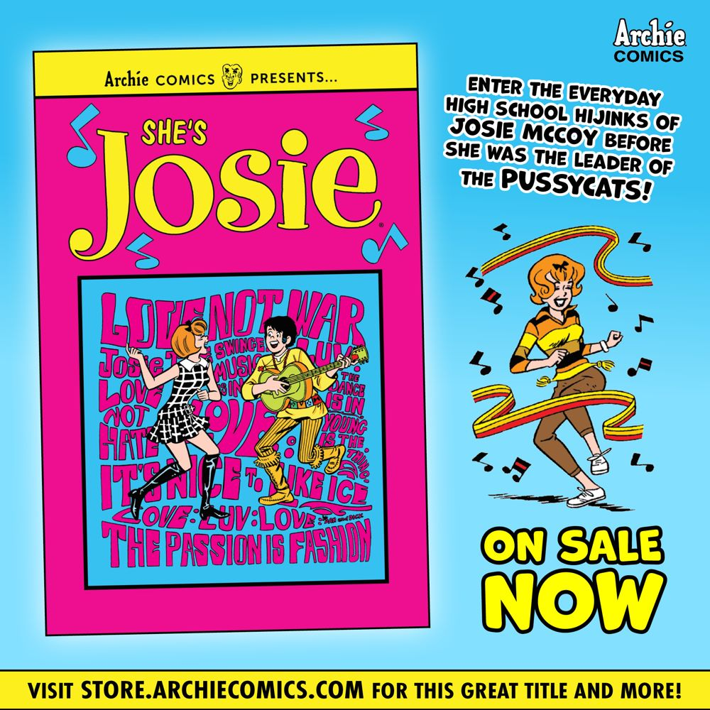APRIL_2021_Preorder_Graphic_OSN_05 ComicList Previews: SHE'S JOSIE TP