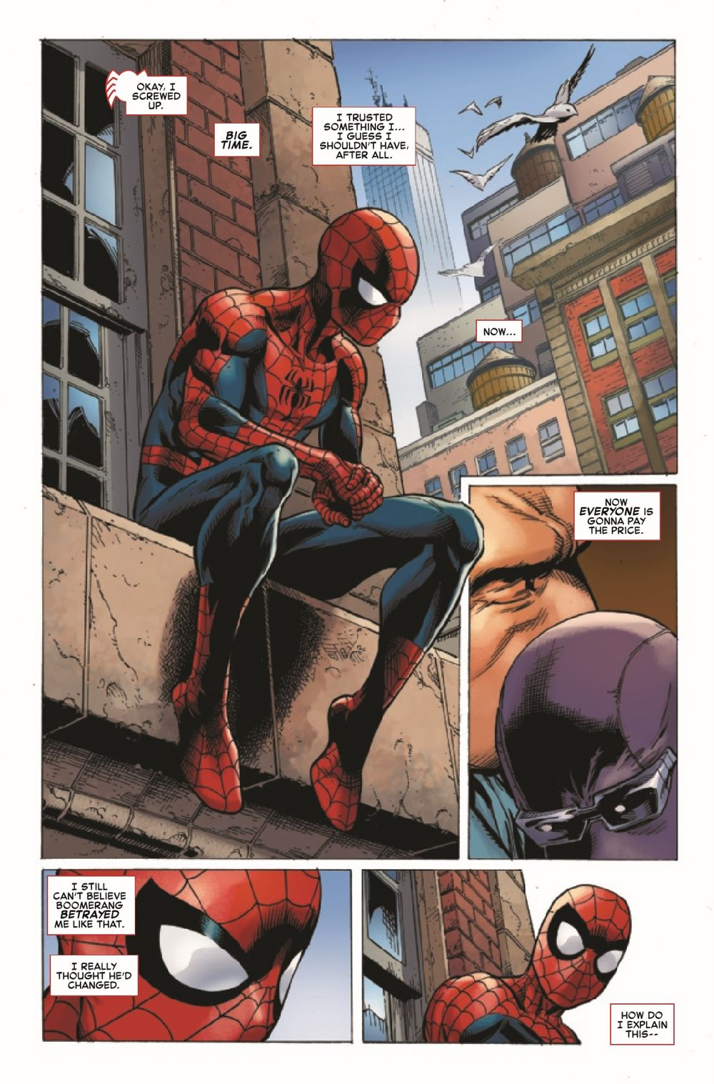 ASM2018066_Preview-5 ComicList Previews: THE AMAZING SPIDER-MAN #66