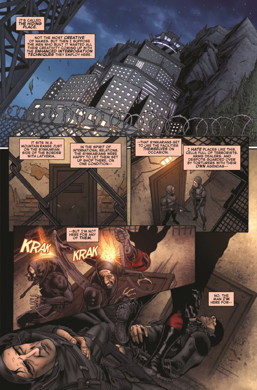 ASM2018067_Preview-3 ComicList Previews: THE AMAZING SPIDER-MAN #67