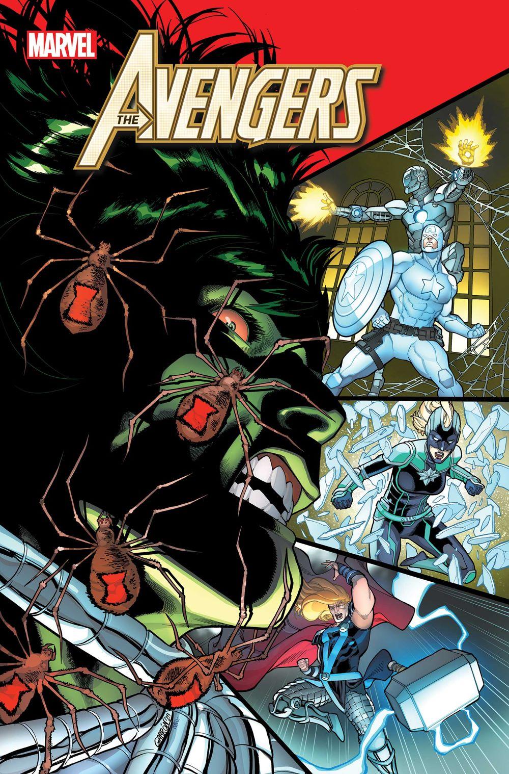 AVEN2018047_Cov Marvel Comics August 2021 Solicitations