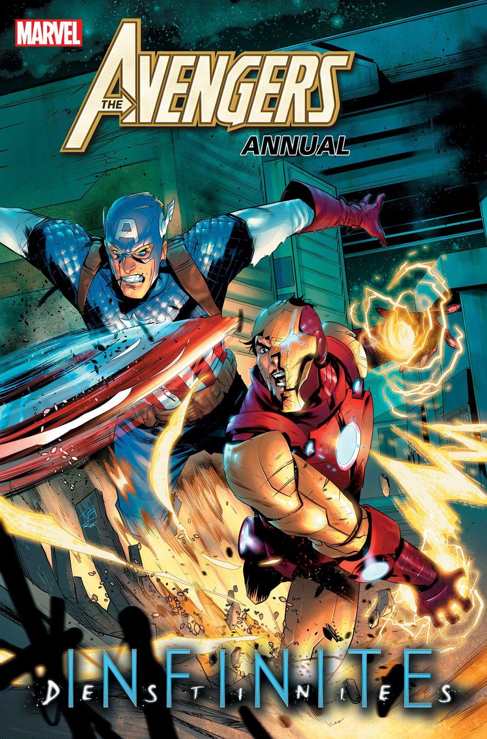 AVENANN2021001_cov-1 Marvel Comics August 2021 Solicitations