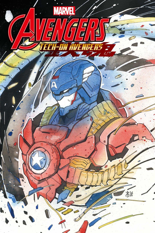 AVENTECHON2021001_Momoko_VAR Marvel Comics August 2021 Solicitations