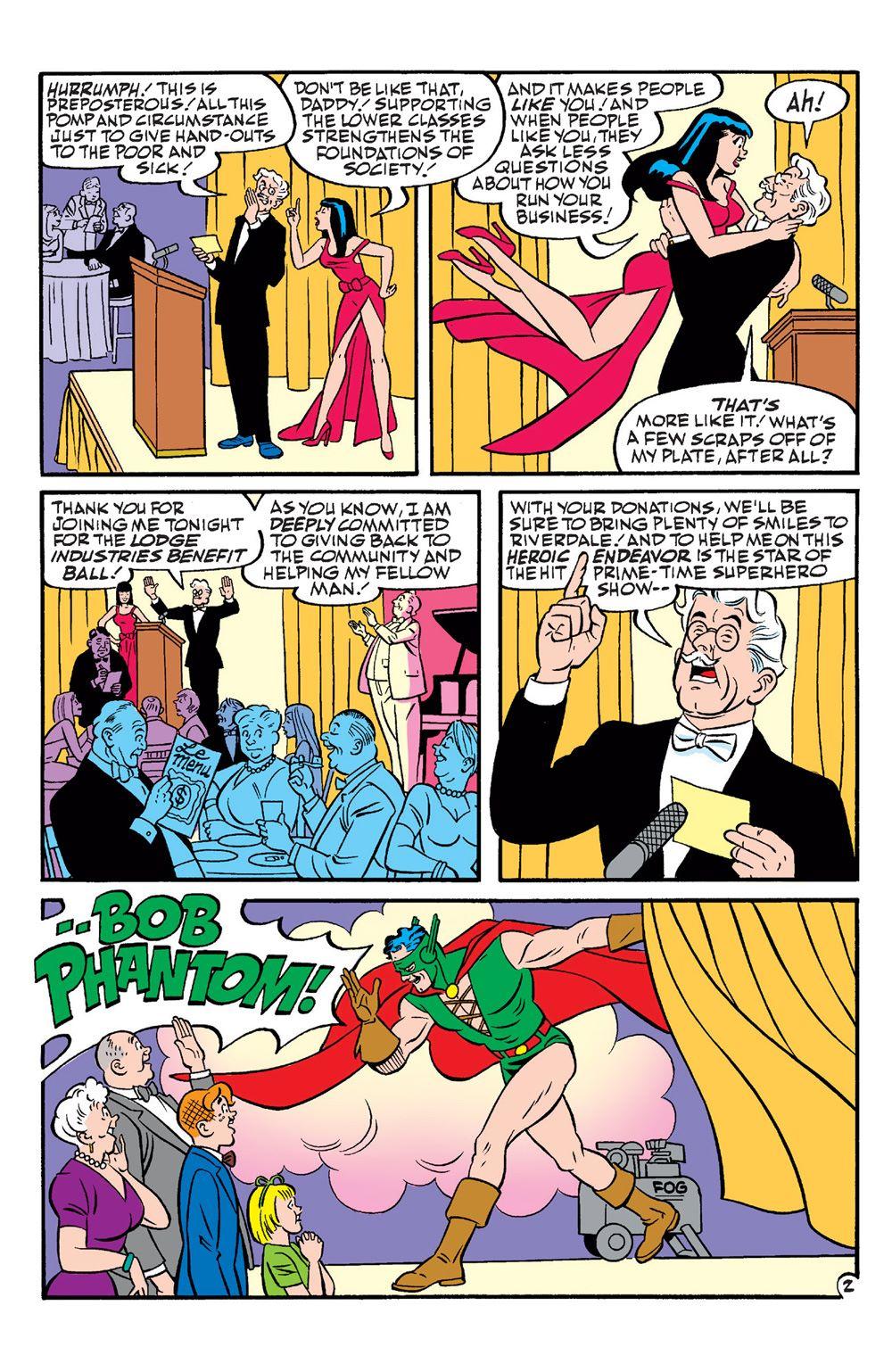 ArchieAndFriends_Superheroes-4 ComicList Previews: ARCHIE AND FRIENDS SUPERHEROES #1