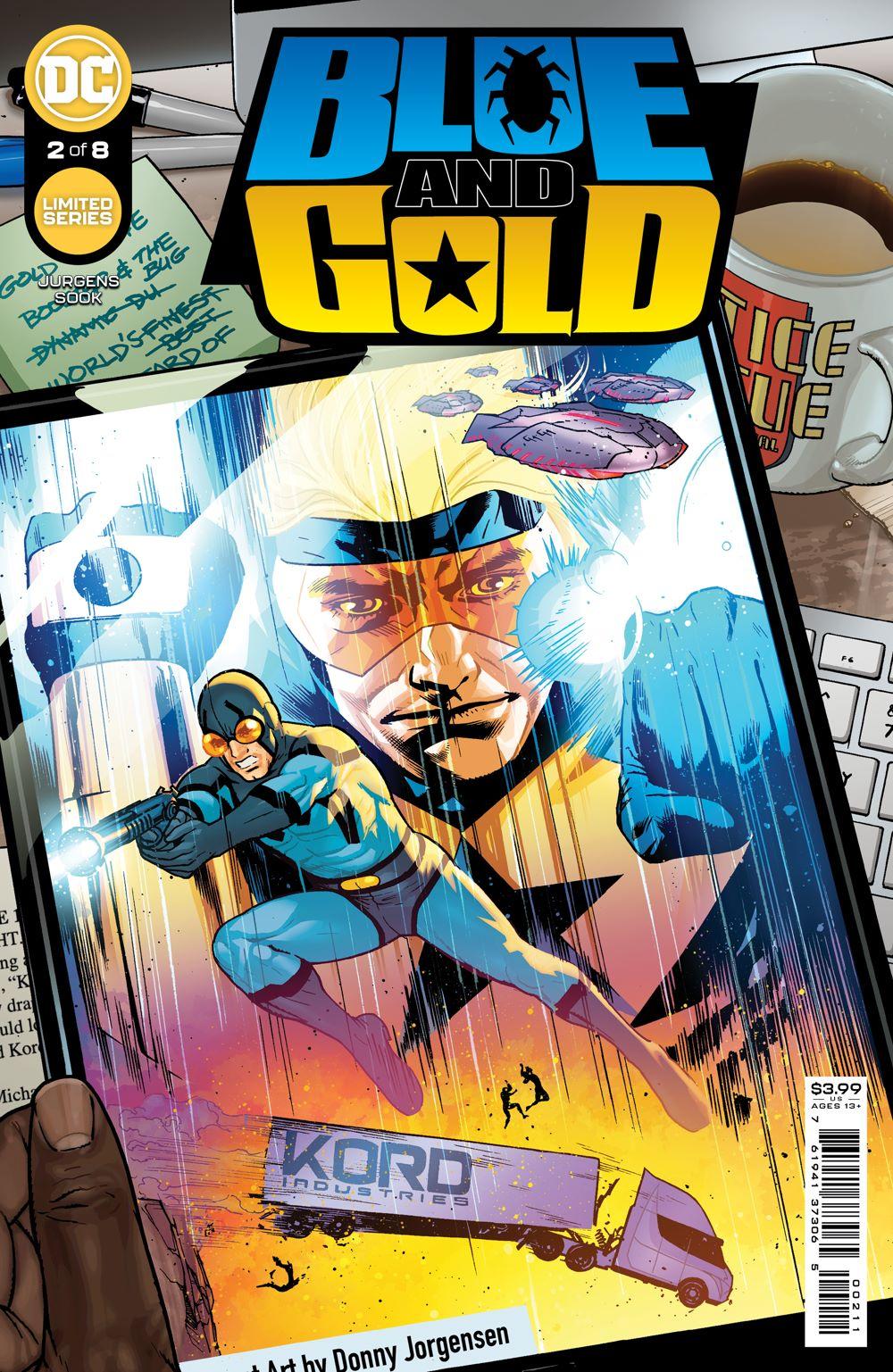 BG_Cv2 DC Comics August 2021 Solicitations