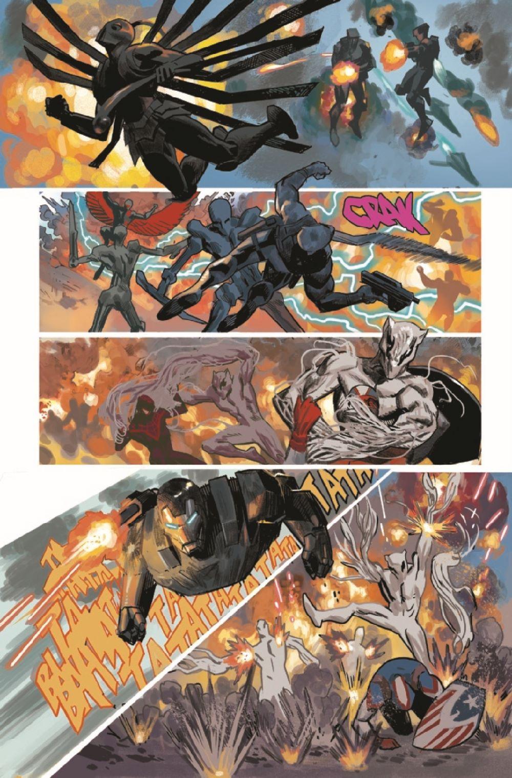 BLAP2018025_Preview-5 ComicList Previews: BLACK PANTHER #25