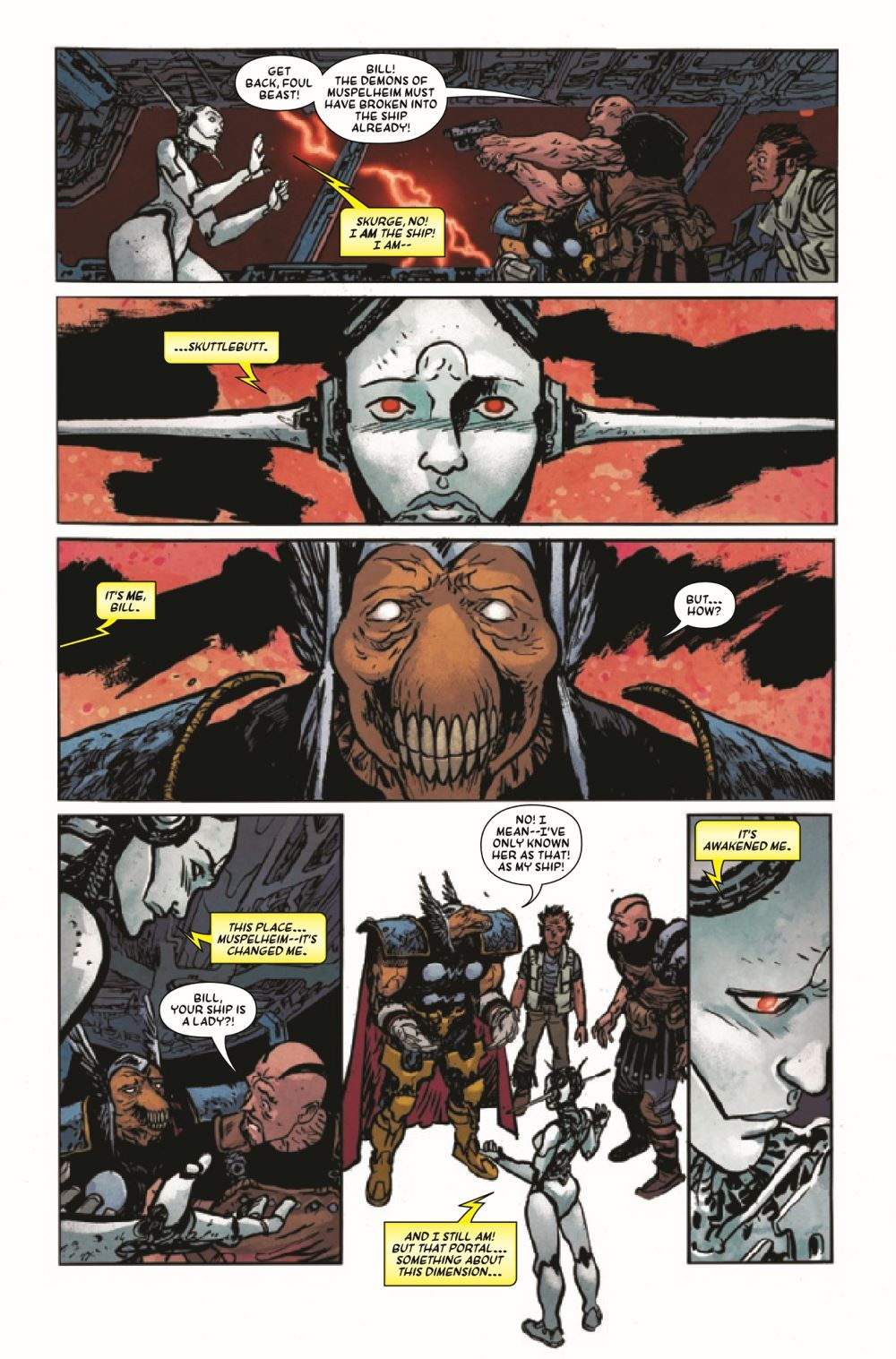 BRBILL2021003_Preview-3 ComicList Previews: BETA RAY BILL #3 (OF 5)