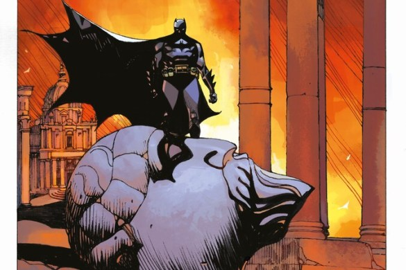 BTW_Italy_60ad45c943b604.88734541 The Dark Knight receives multicultural anthology BATMAN: THE WORLD