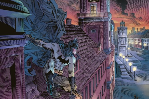 BTW_Poland_60ad4681cd0f74.40595238 The Dark Knight receives multicultural anthology BATMAN: THE WORLD