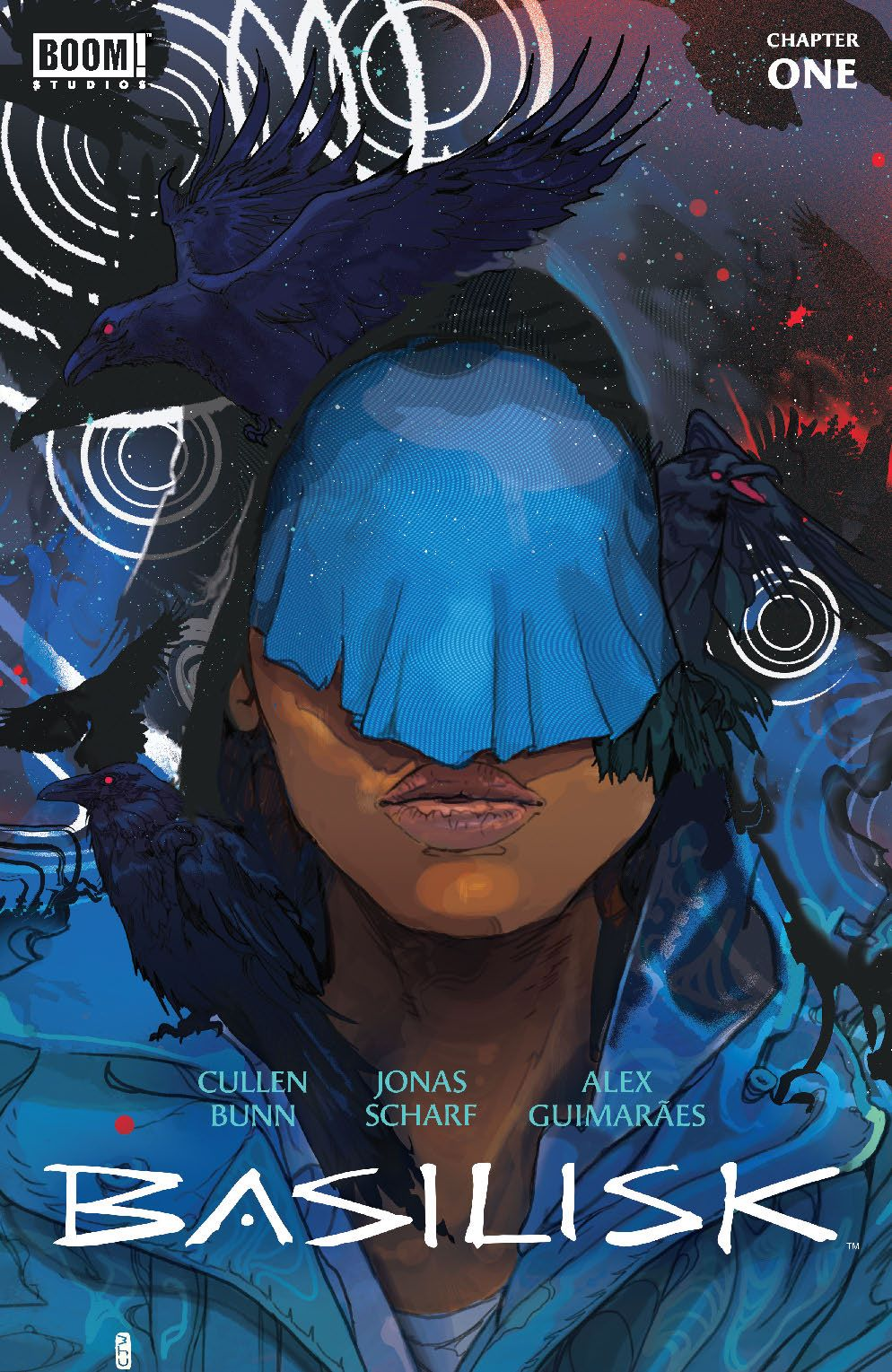 Basilisk_001_Cover_B_Variant ComicList: BOOM! Studios New Releases for 06/02/2021