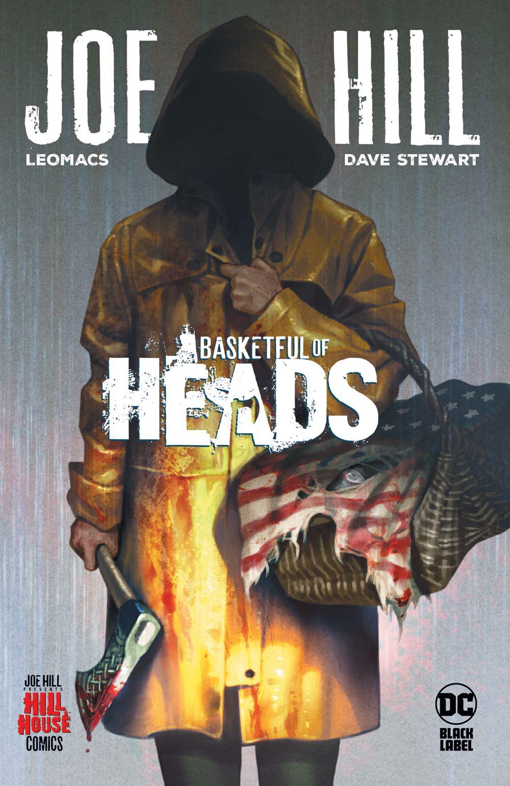 Basketful_Heads_adv DC Comics August 2021 Solicitations