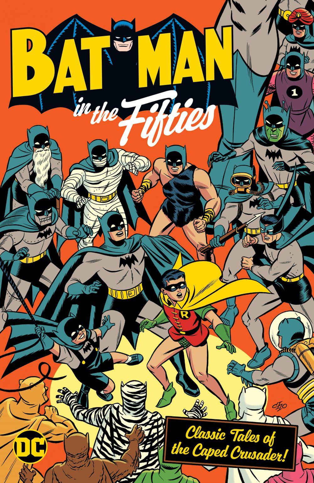 Batman_50s_adv DC Comics August 2021 Solicitations