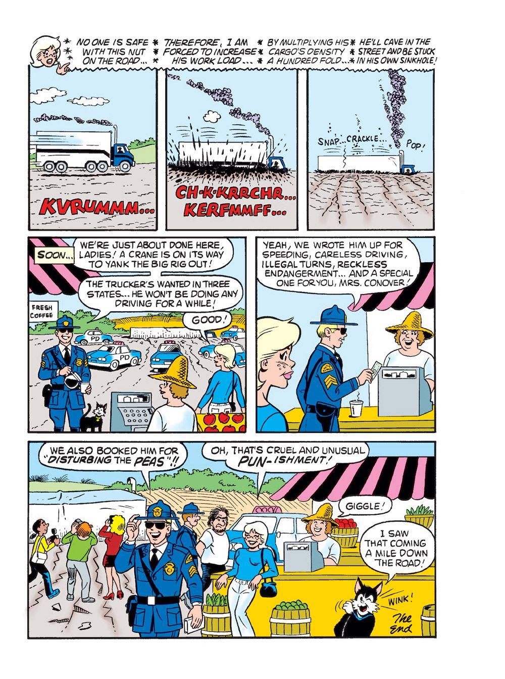 BettyAndVeronicaJumboComicsDigest_293-52 ComicList Previews: BETTY AND VERONICA JUMBO COMICS DIGEST #293
