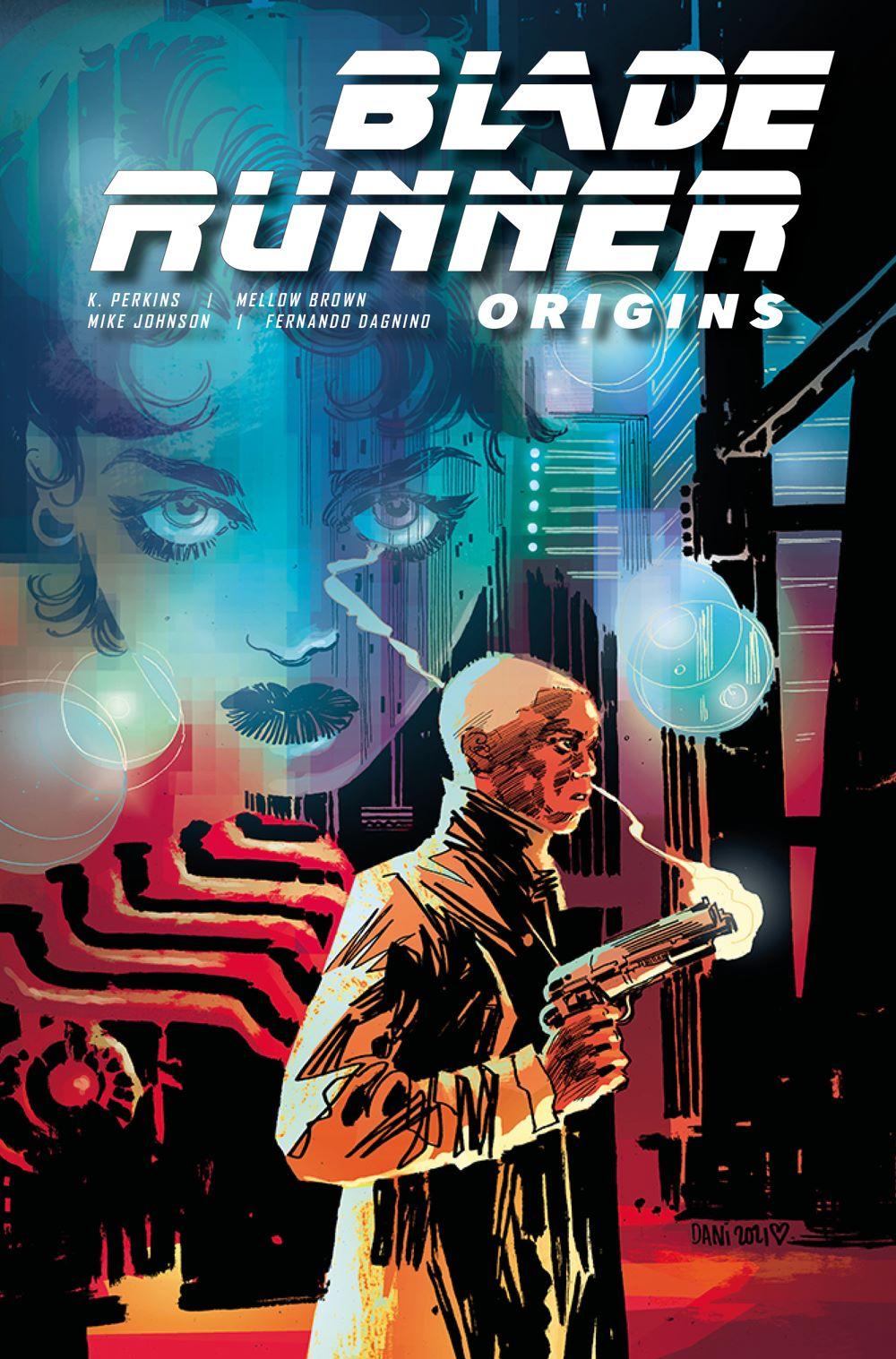 BladeRunnerOrigins_5A_STRIPS Titan Comics August 2021 Solicitations