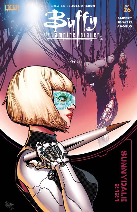 Buffy_026_Cover_D_Variant ComicList: BOOM! Studios New Releases for 06/02/2021