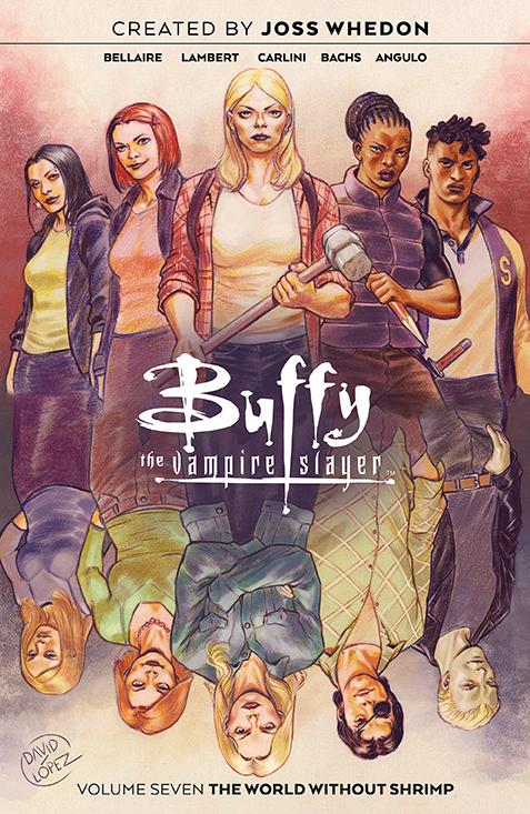 Buffy_v7_SC_Cover_SIMON BOOM! Studios August 2021 Solicitations